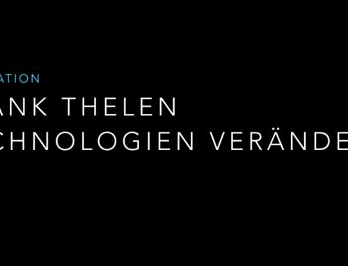 """Frank Thelen: """"Technologien werden alle Industrien neu schreiben!"""""""