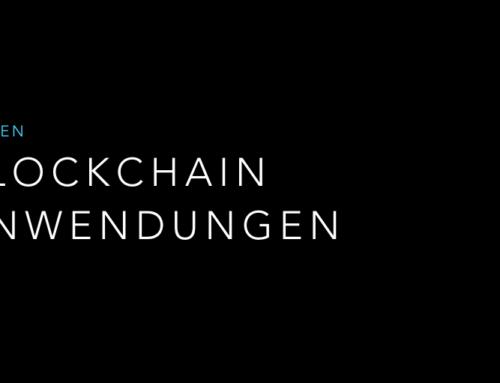 Blockchain-Technologie – Anwendungsbeispiel in der Wissenschaft: